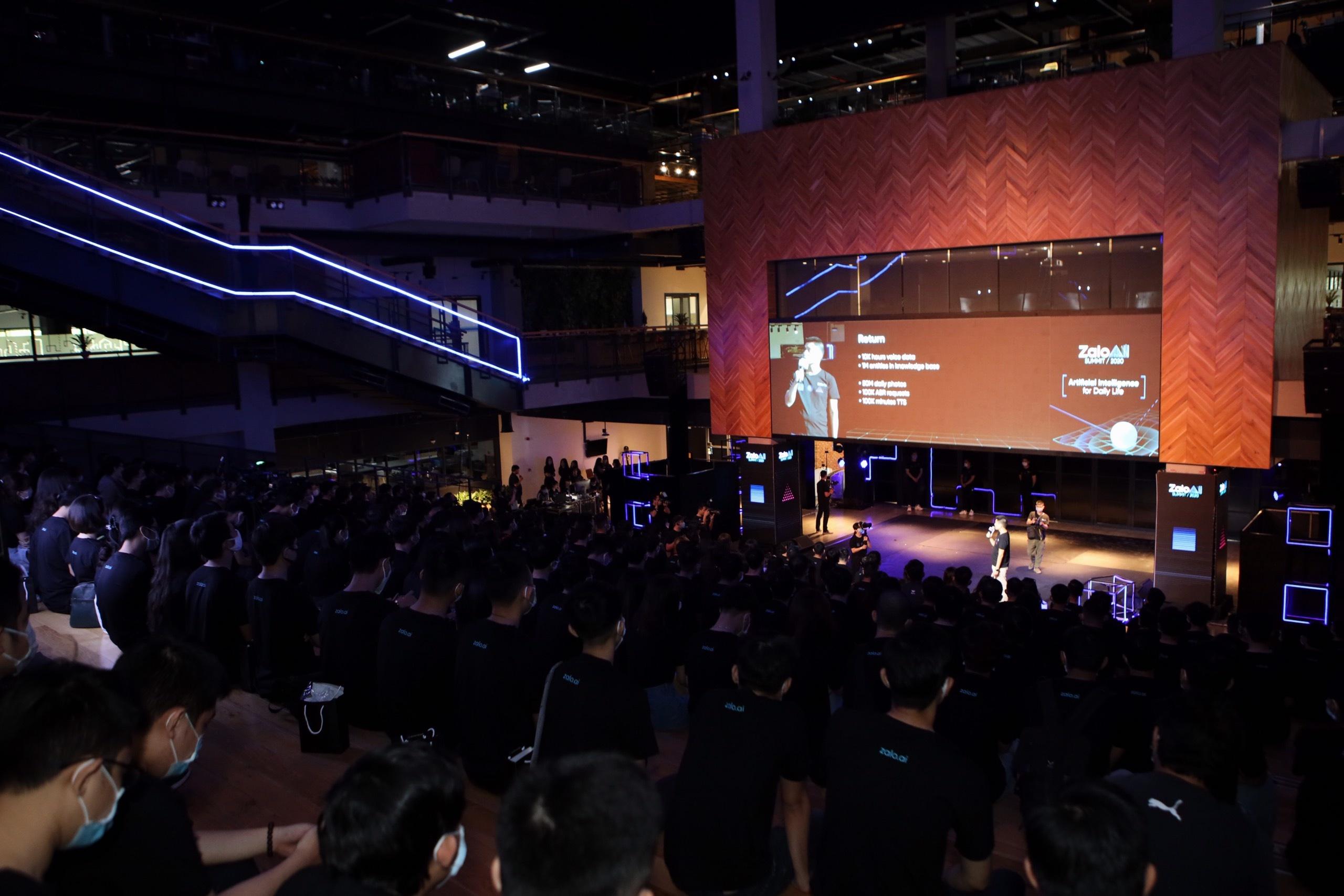 Zalo AI Summit 2020 anh 5