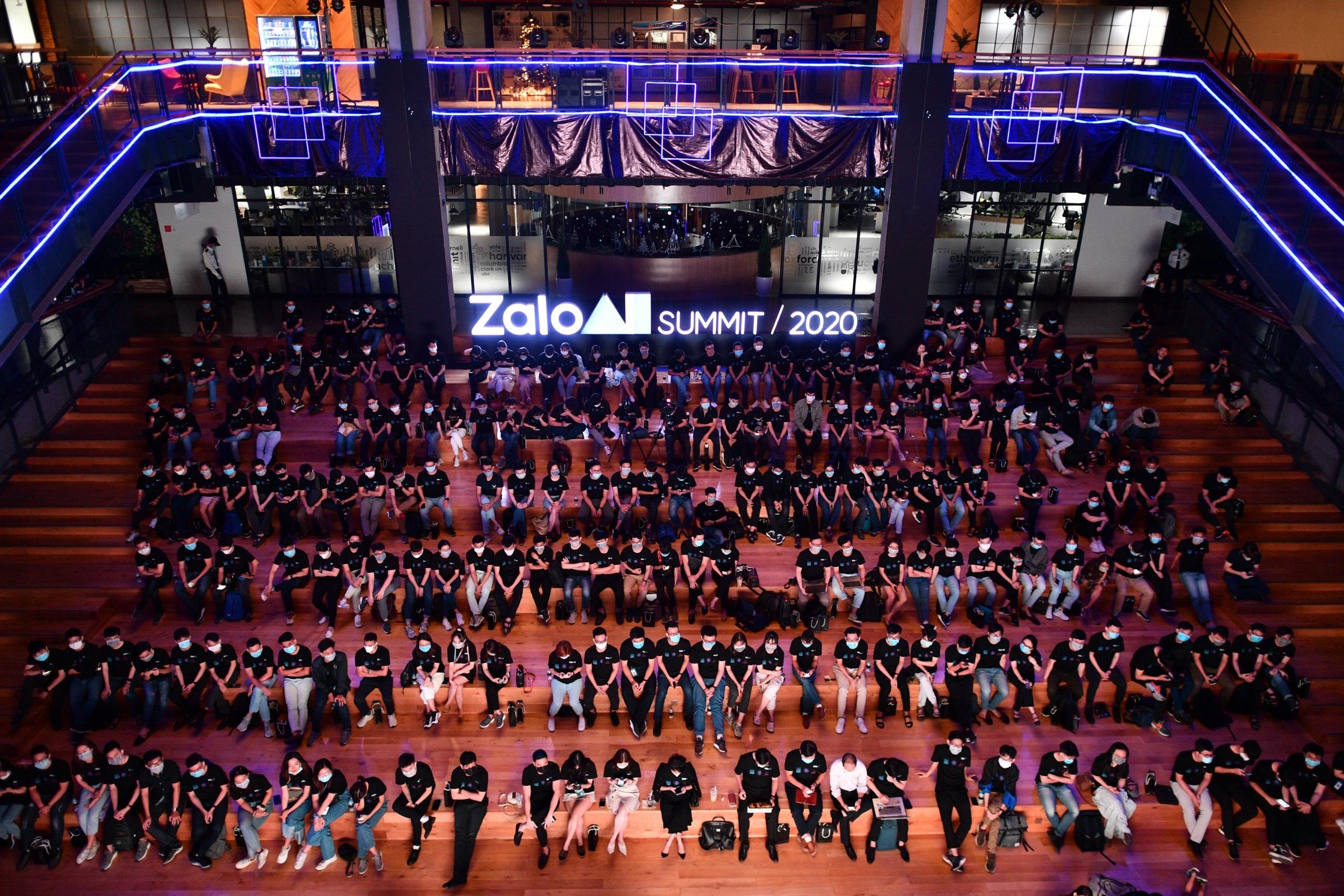 Zalo AI Summit 2020 anh 1