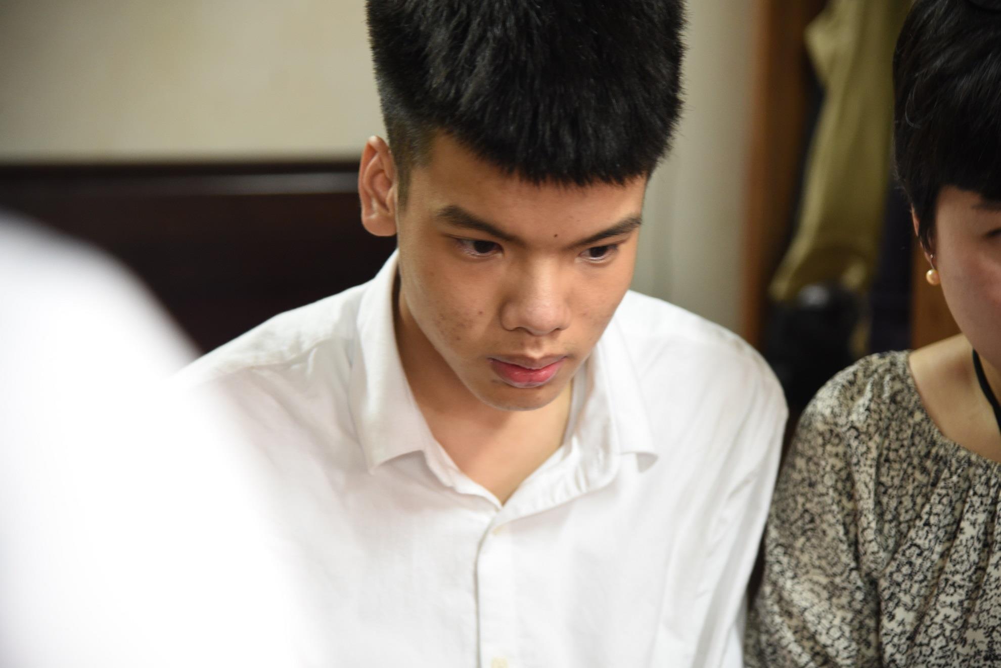 """Con trai nữ lao công bị xe Hyundai tông chết: """"Em đau đớn và sợ hãi"""""""