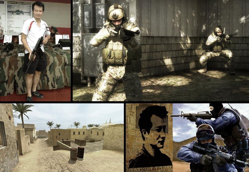 Cha de Counter-Strike: 'Toi de bi lua, muon ve tham Viet Nam' hinh anh 7