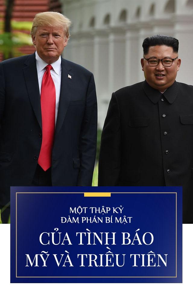 Trump gap Kim Jong Un Viet nam anh 1