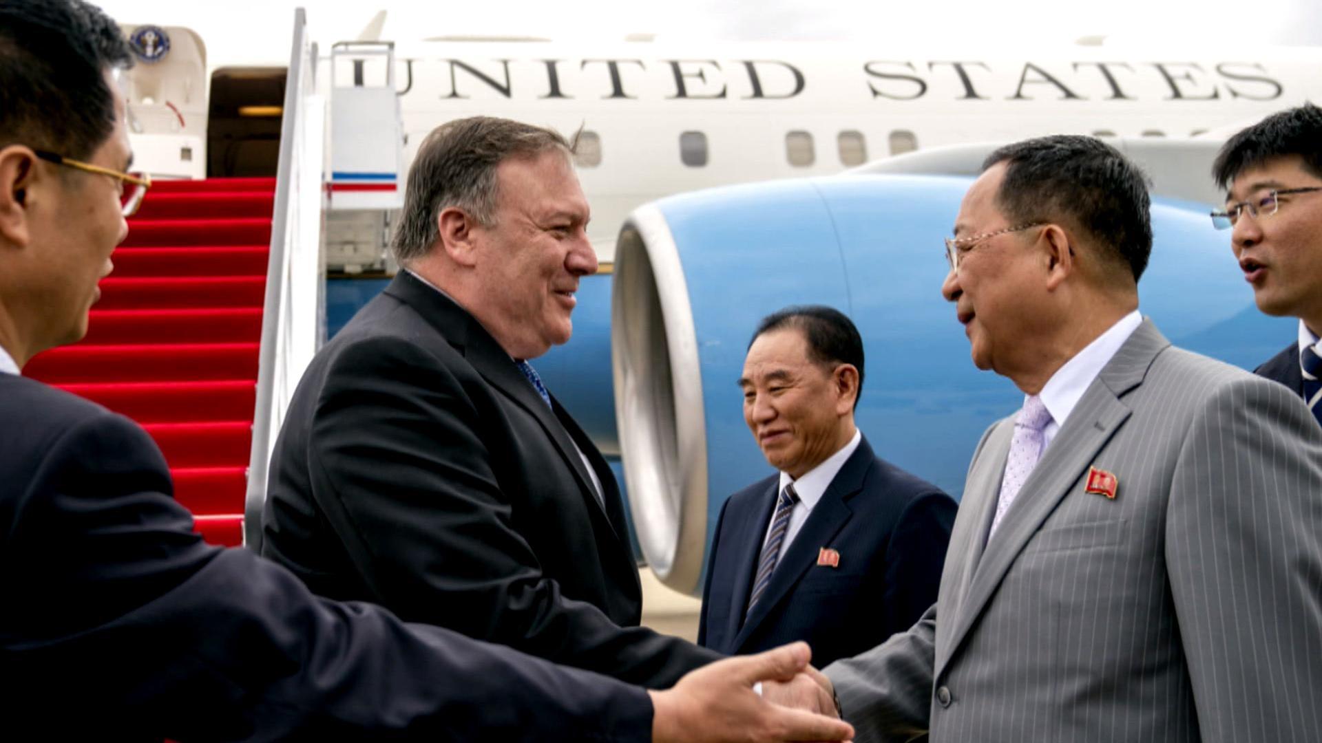 Trump gap Kim Jong Un Viet nam anh 12