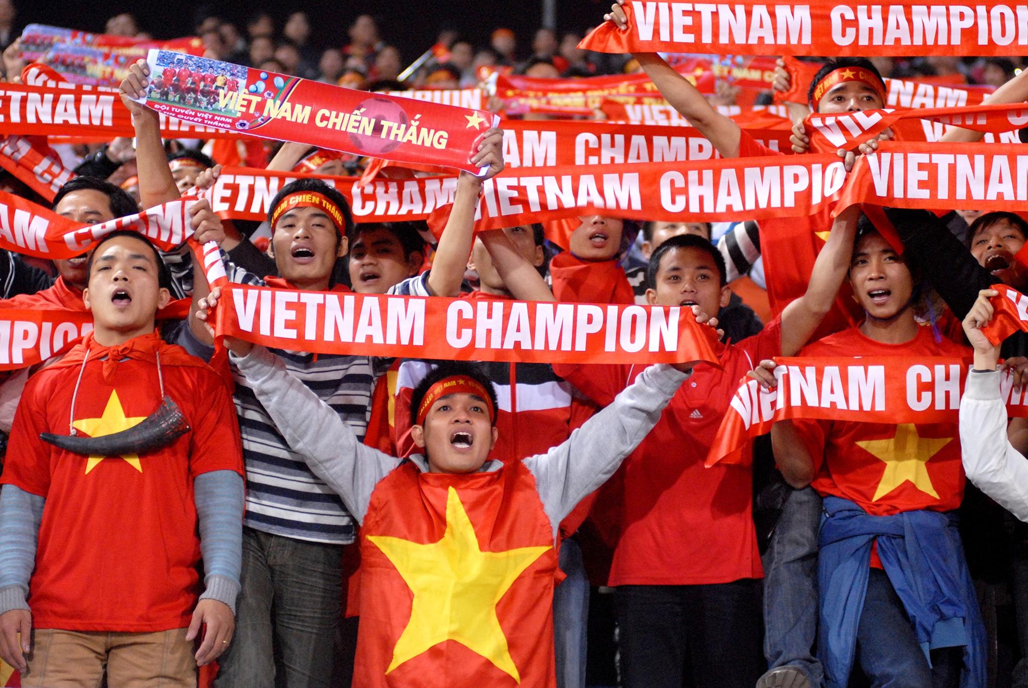 Nhin lai khoanh khac doi tuyen Viet Nam len dinh Dong Nam A nam 2008 hinh anh 29