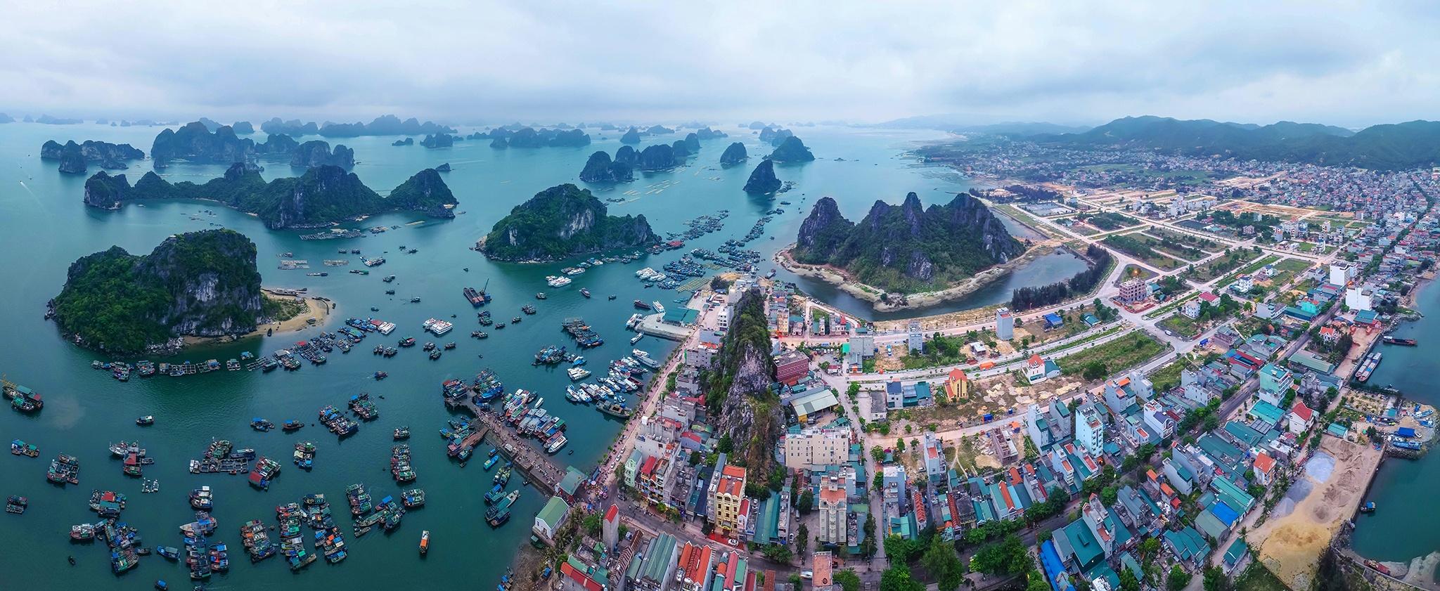 du lich Quang Ninh va Van Don anh 1