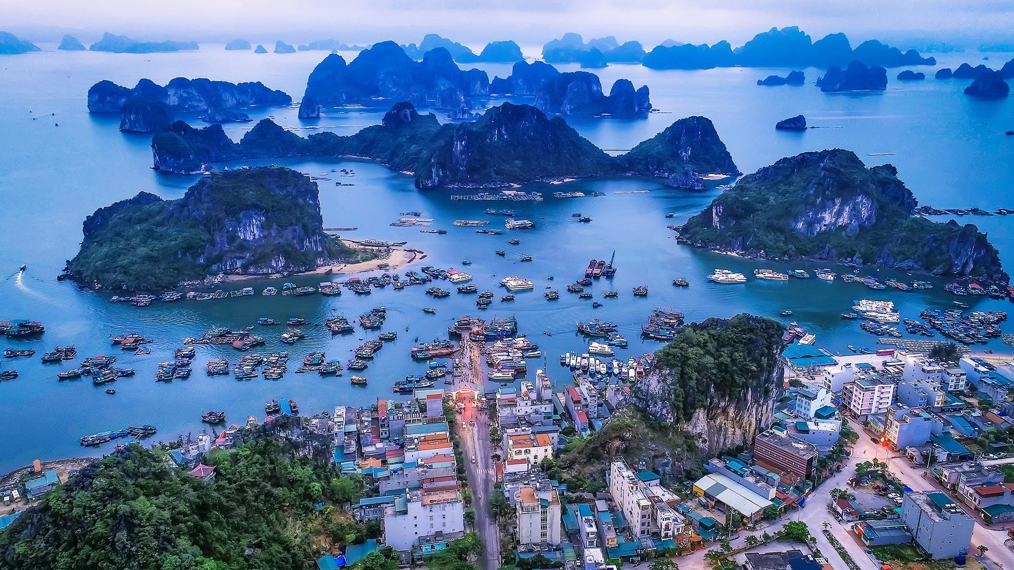 du lich Quang Ninh va Van Don anh 3