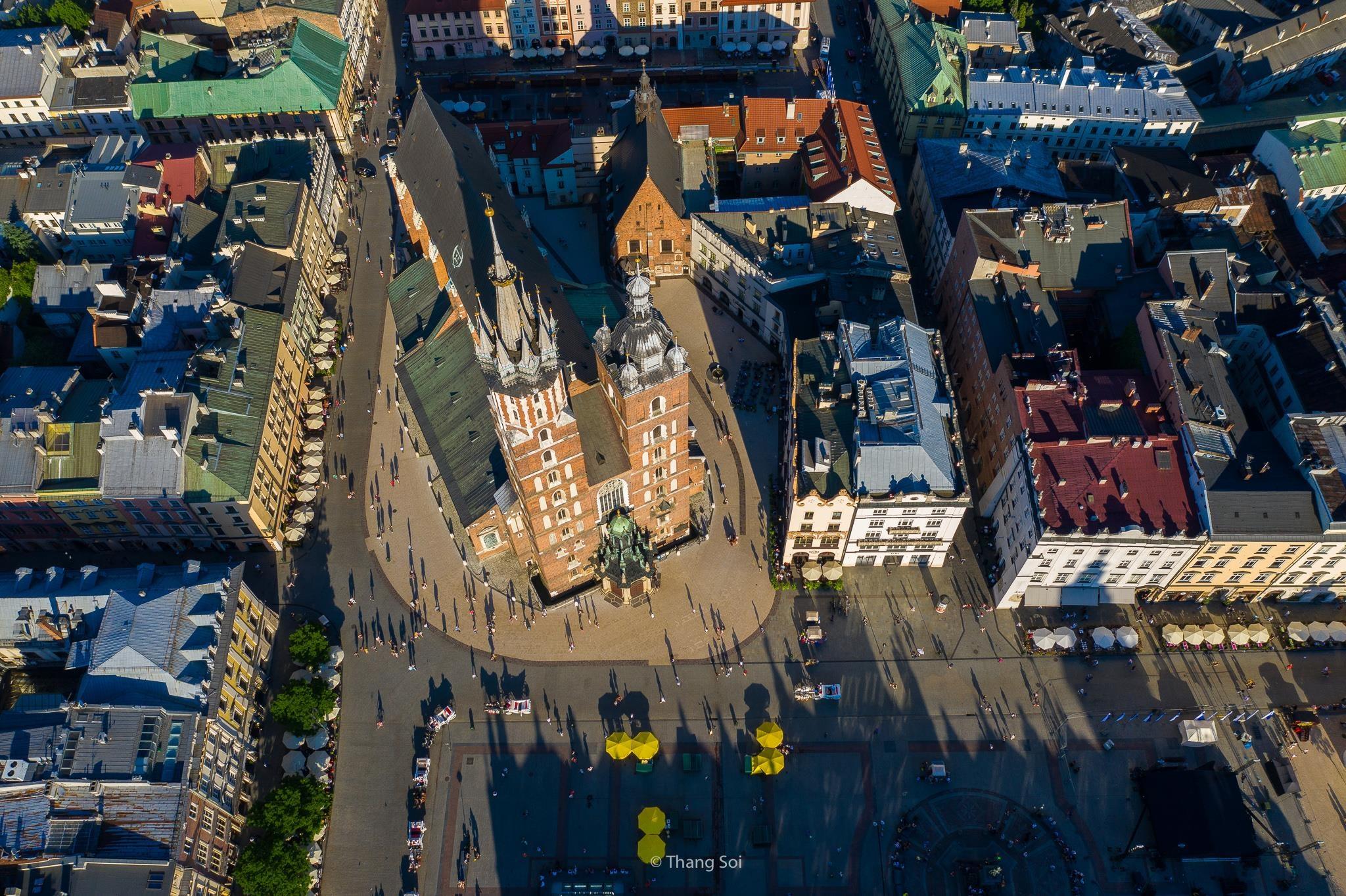 Krakow, kinh do co phai ghe tham khi den Ba Lan hinh anh 8