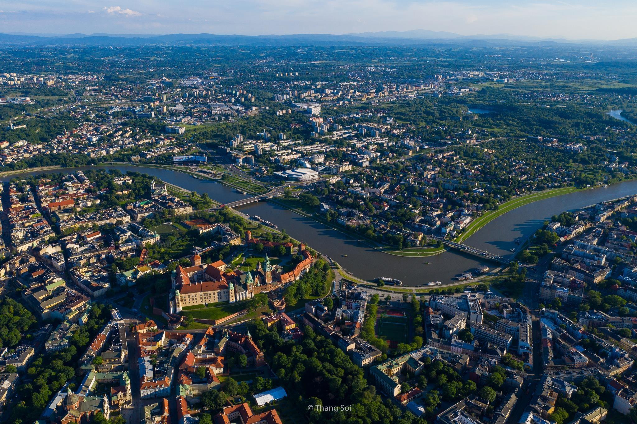 Krakow, kinh do co phai ghe tham khi den Ba Lan hinh anh 1