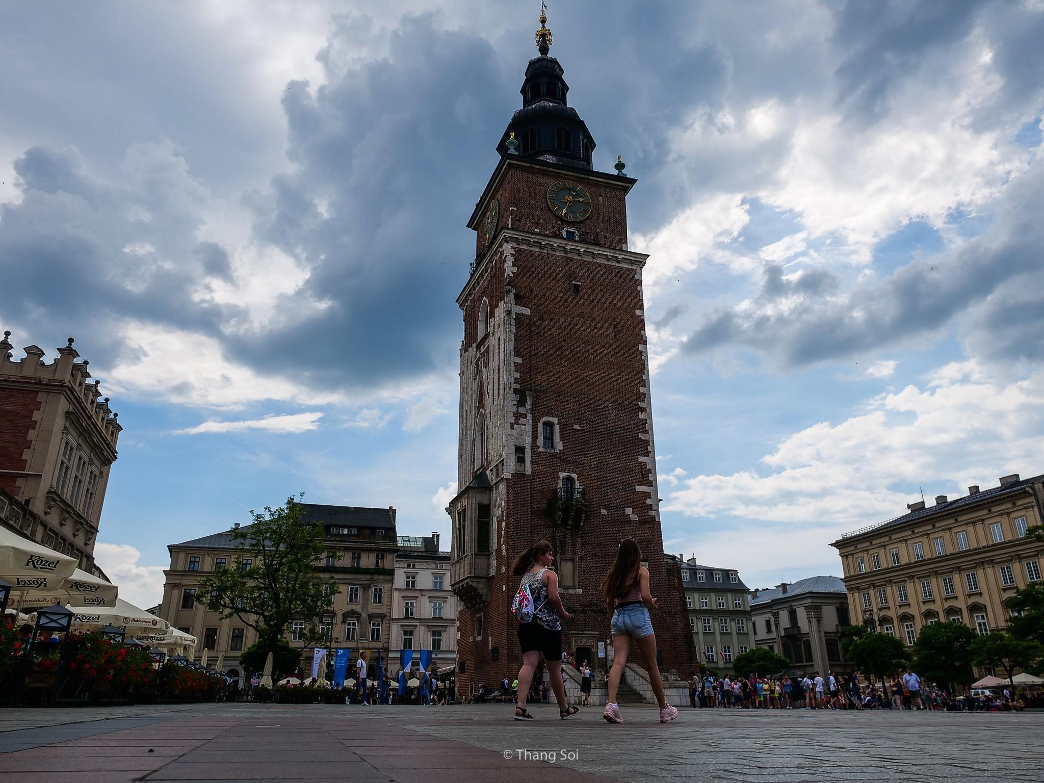 Krakow, kinh do co phai ghe tham khi den Ba Lan hinh anh 41