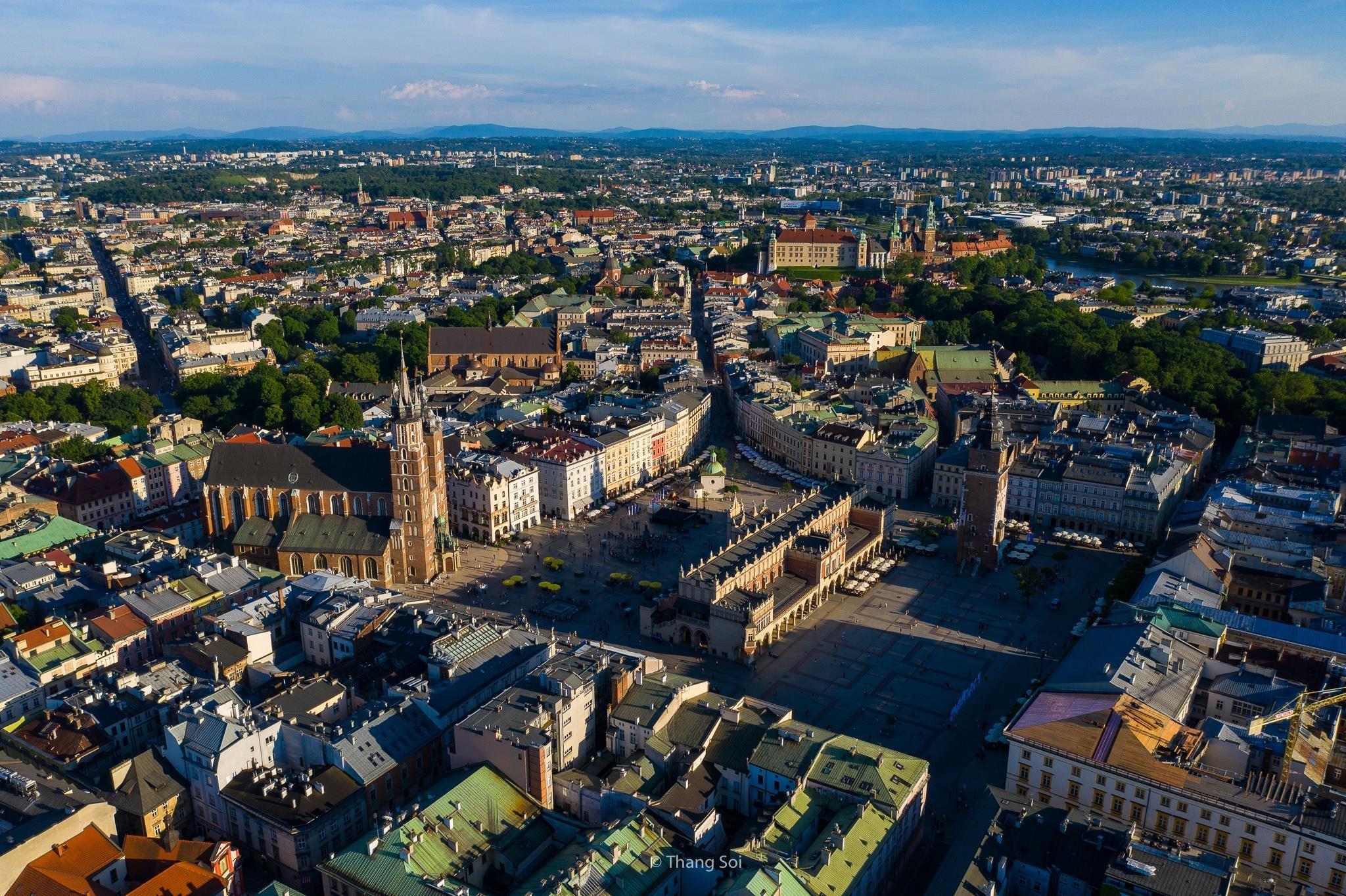 Krakow, kinh do co phai ghe tham khi den Ba Lan hinh anh 2