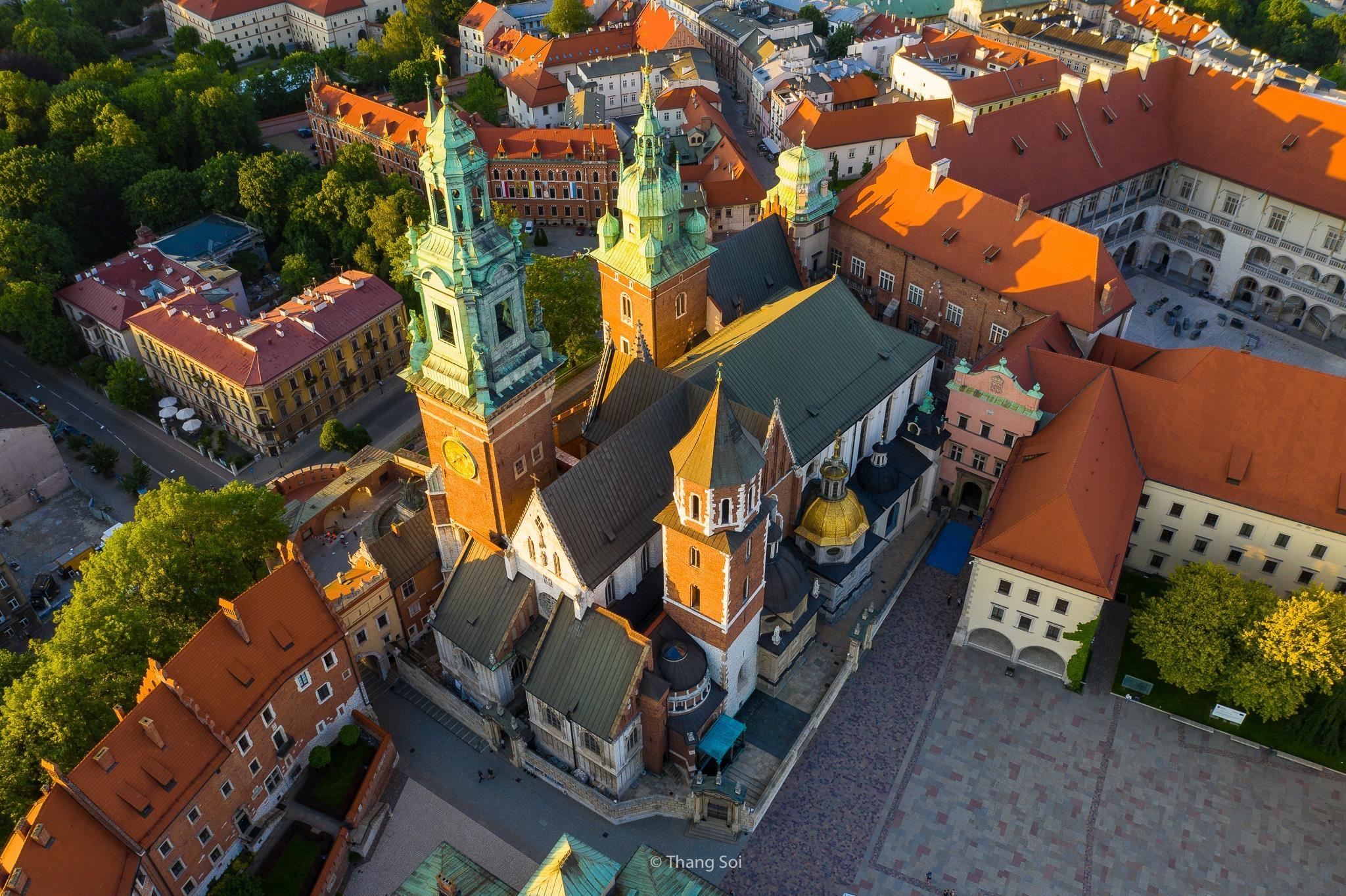 Krakow, kinh do co phai ghe tham khi den Ba Lan hinh anh 5