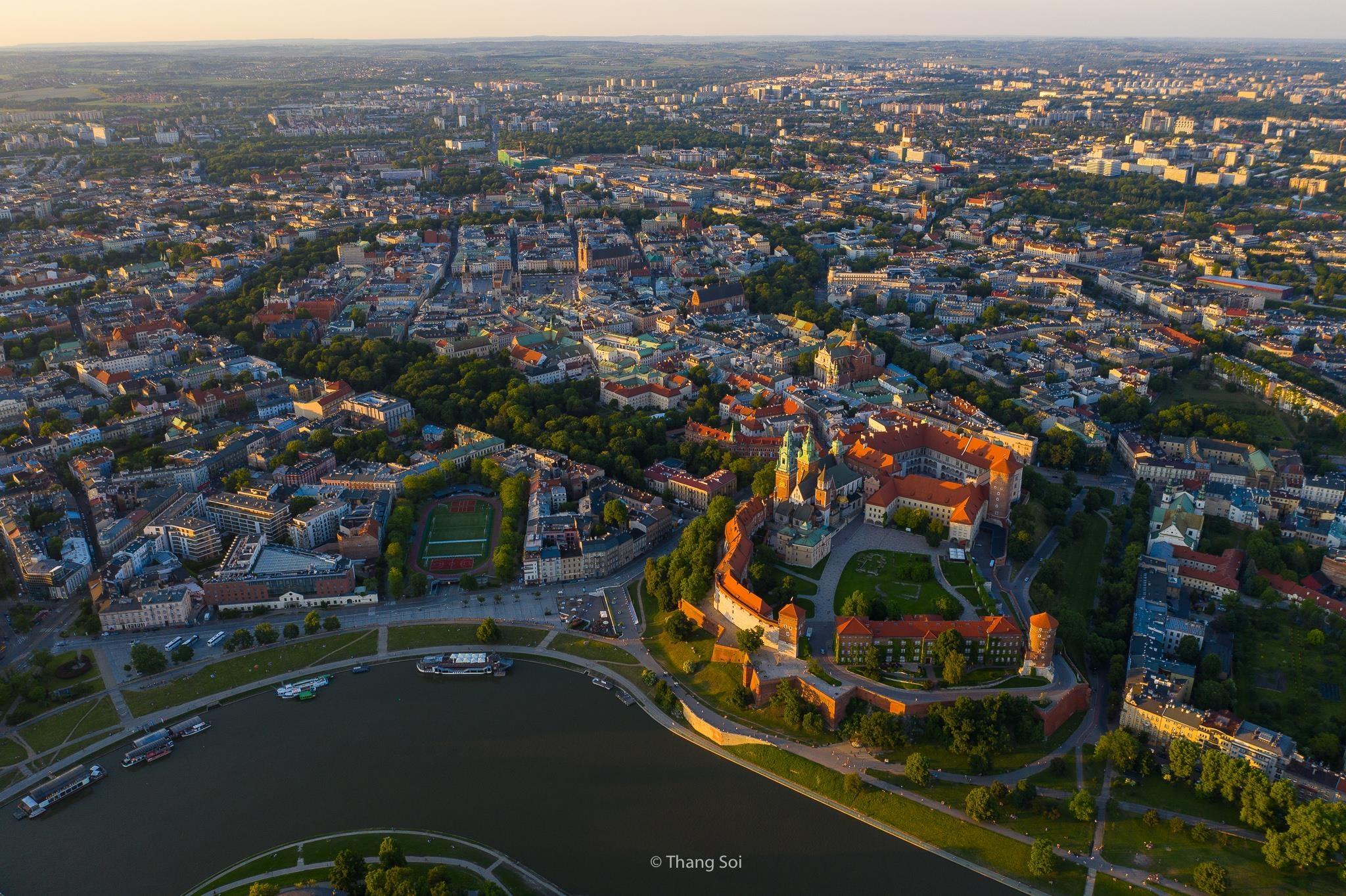 Krakow, kinh do co phai ghe tham khi den Ba Lan hinh anh 3