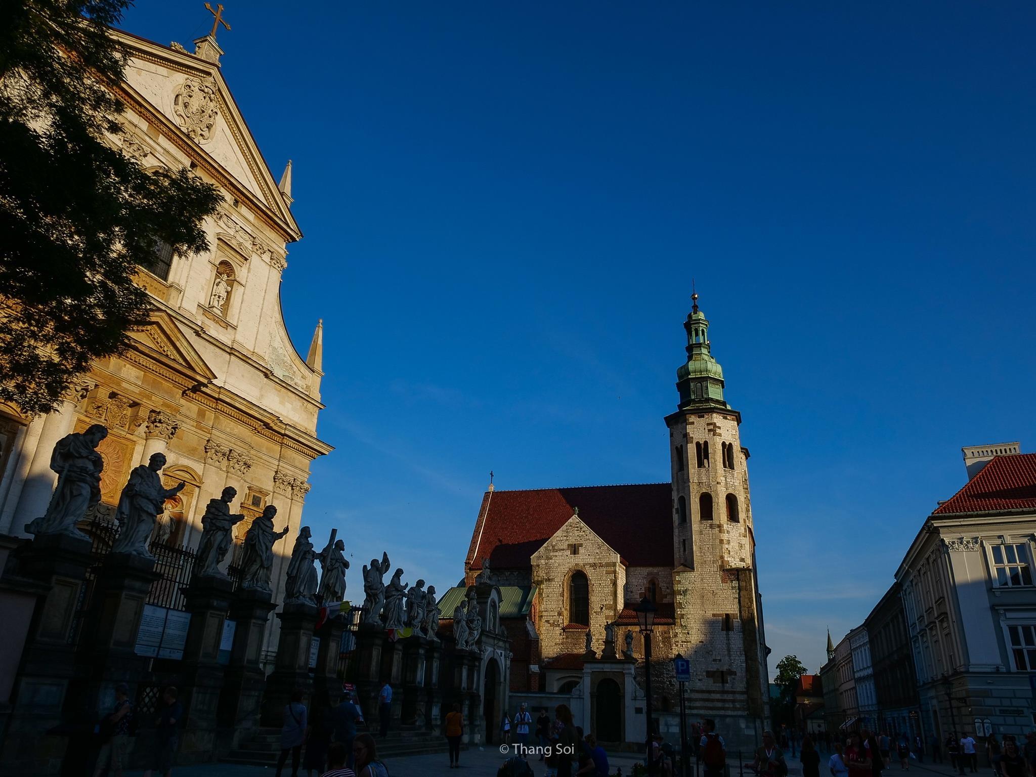 Krakow, kinh do co phai ghe tham khi den Ba Lan hinh anh 6