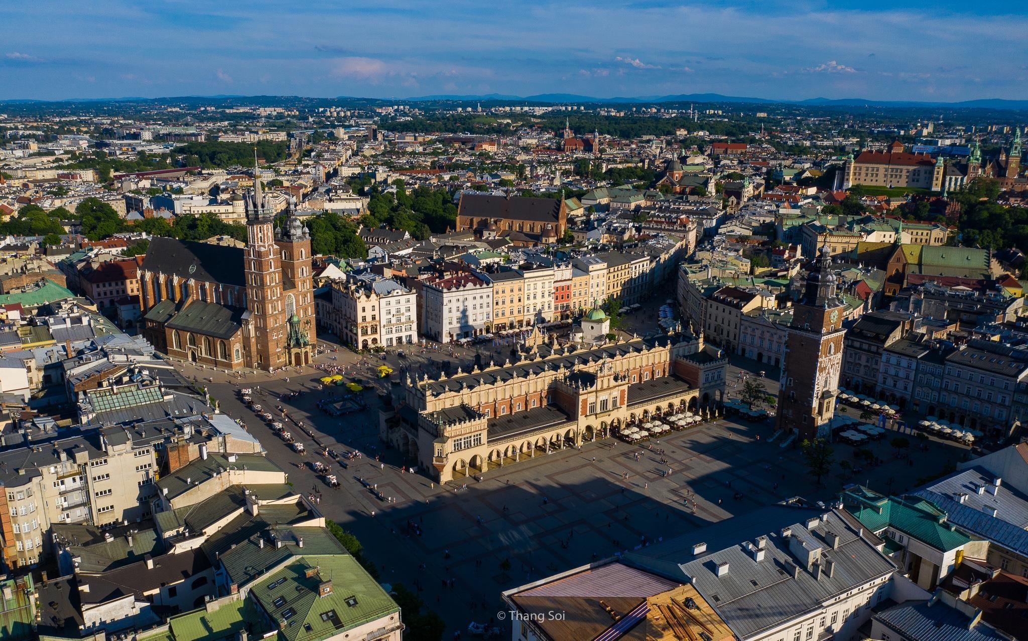 Krakow, kinh do co phai ghe tham khi den Ba Lan hinh anh 31