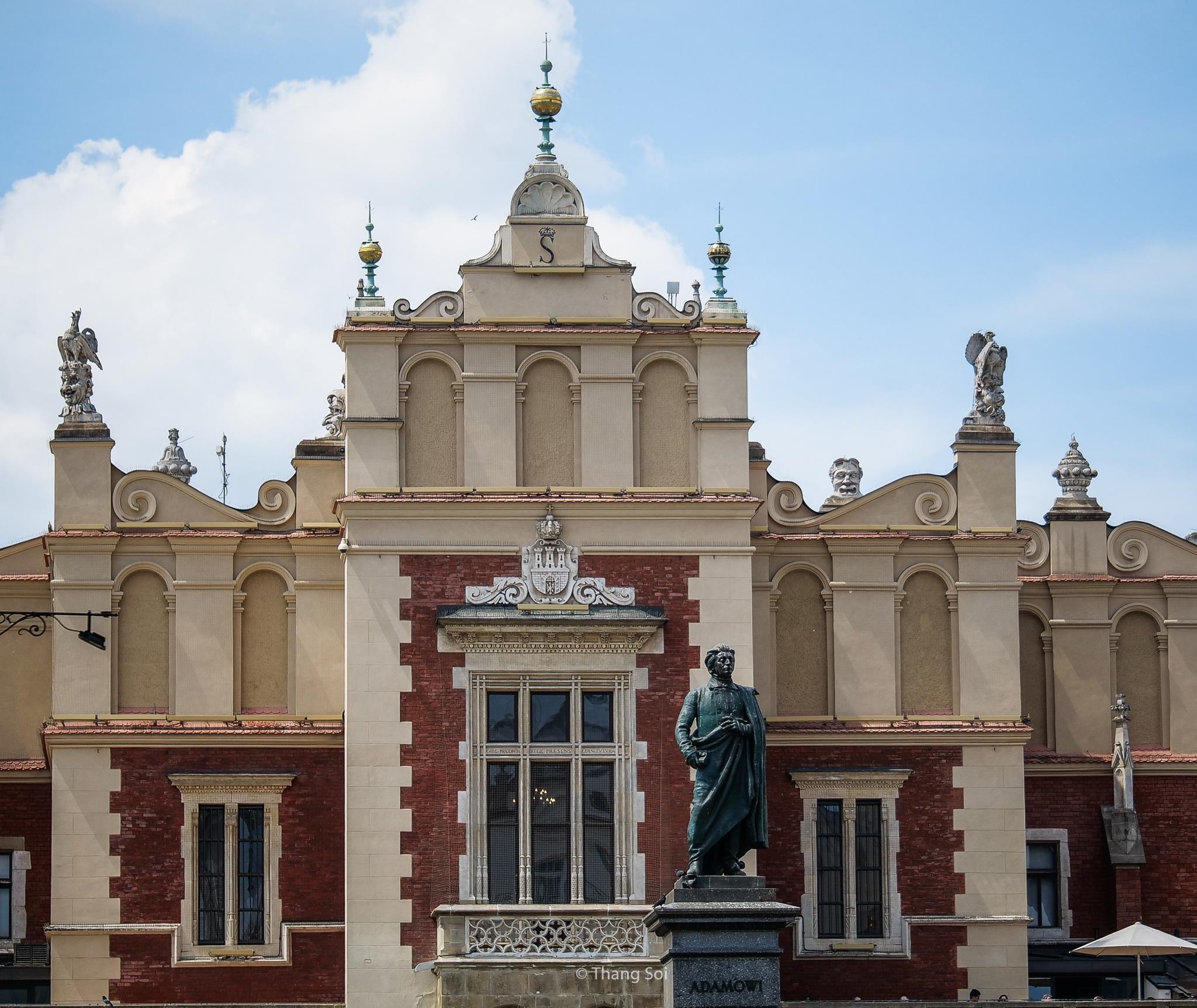 Krakow, kinh do co phai ghe tham khi den Ba Lan hinh anh 35