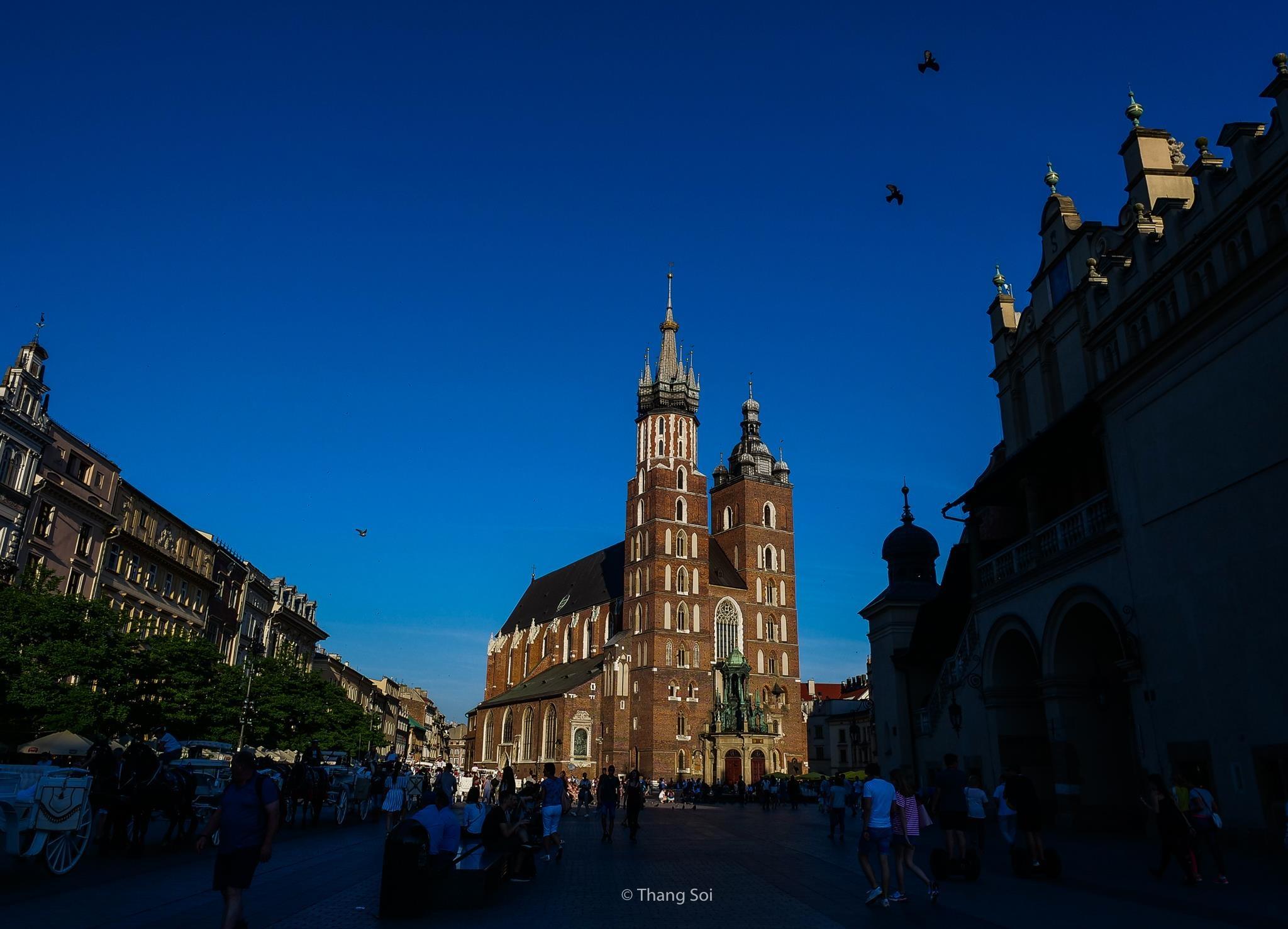 Krakow, kinh do co phai ghe tham khi den Ba Lan hinh anh 43
