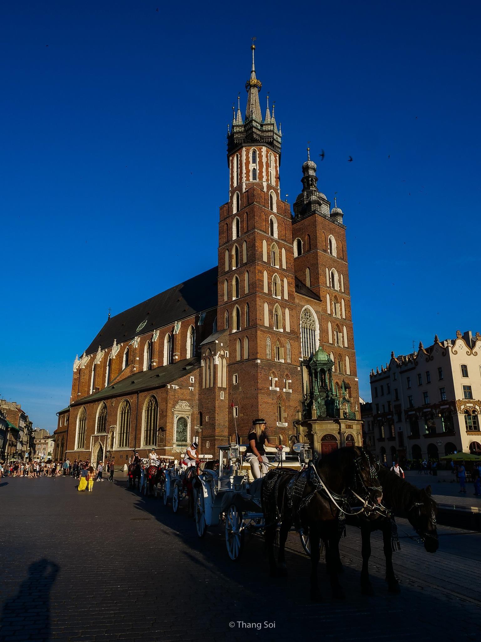 Krakow, kinh do co phai ghe tham khi den Ba Lan hinh anh 45