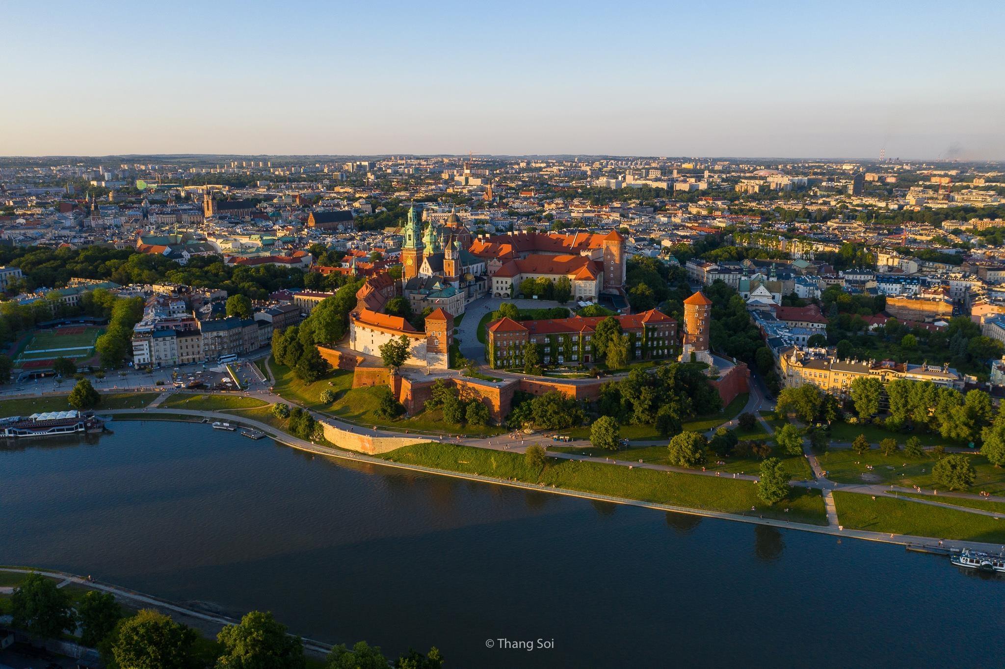 Krakow, kinh do co phai ghe tham khi den Ba Lan hinh anh 59