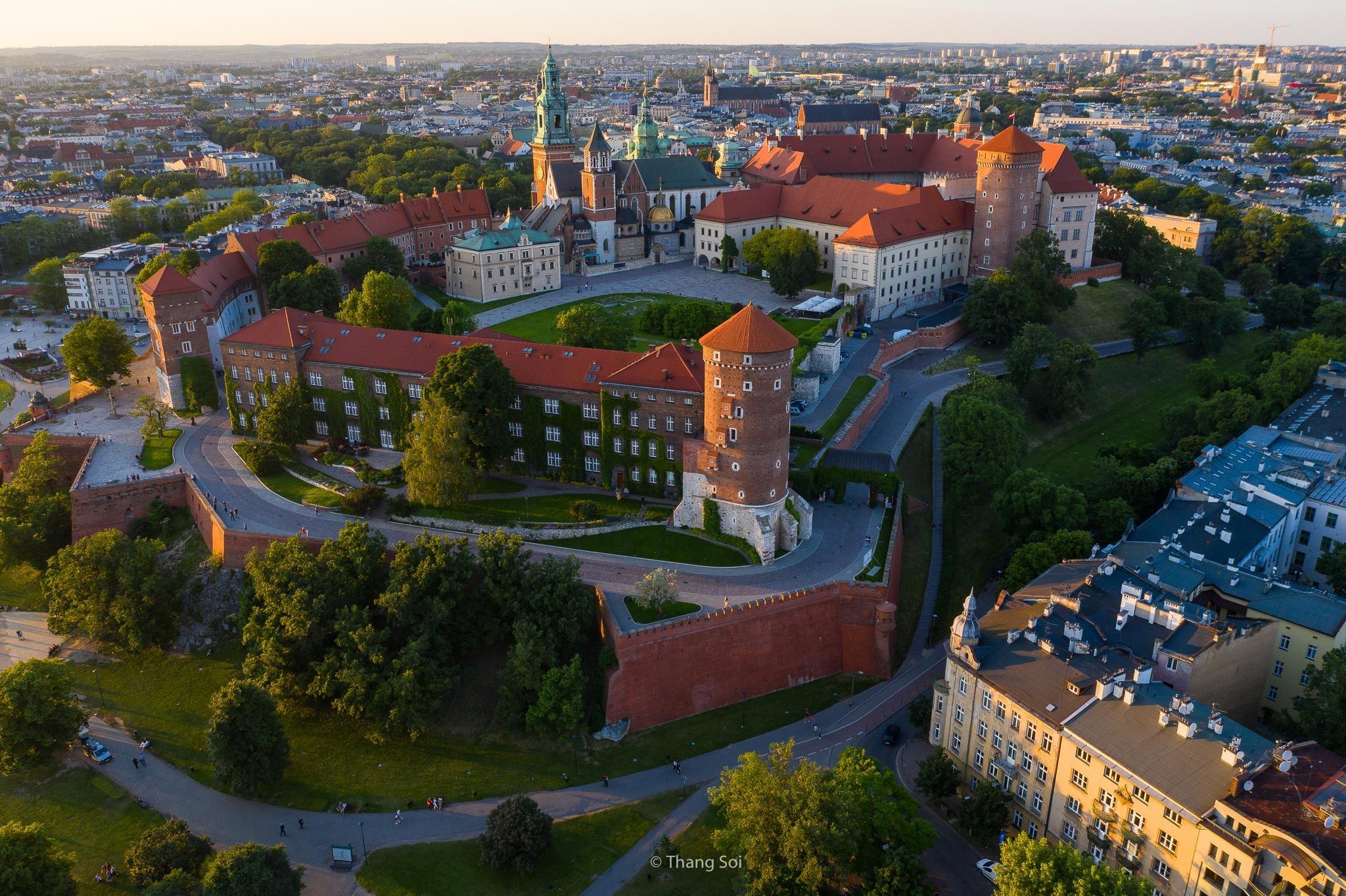 Krakow, kinh do co phai ghe tham khi den Ba Lan hinh anh 60