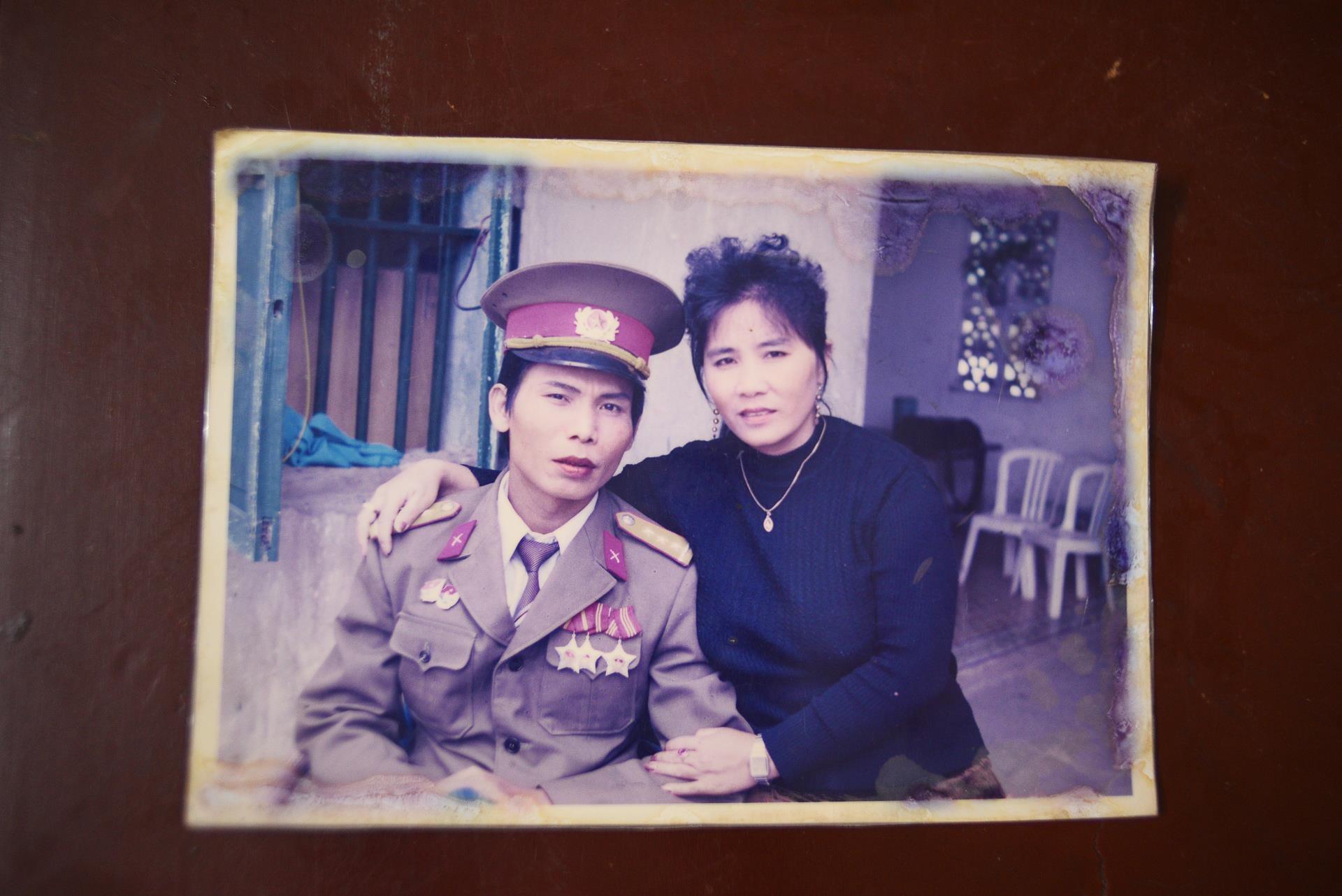 Nhung manh doi mot thoi tung xe doc Truong Son hinh anh 25