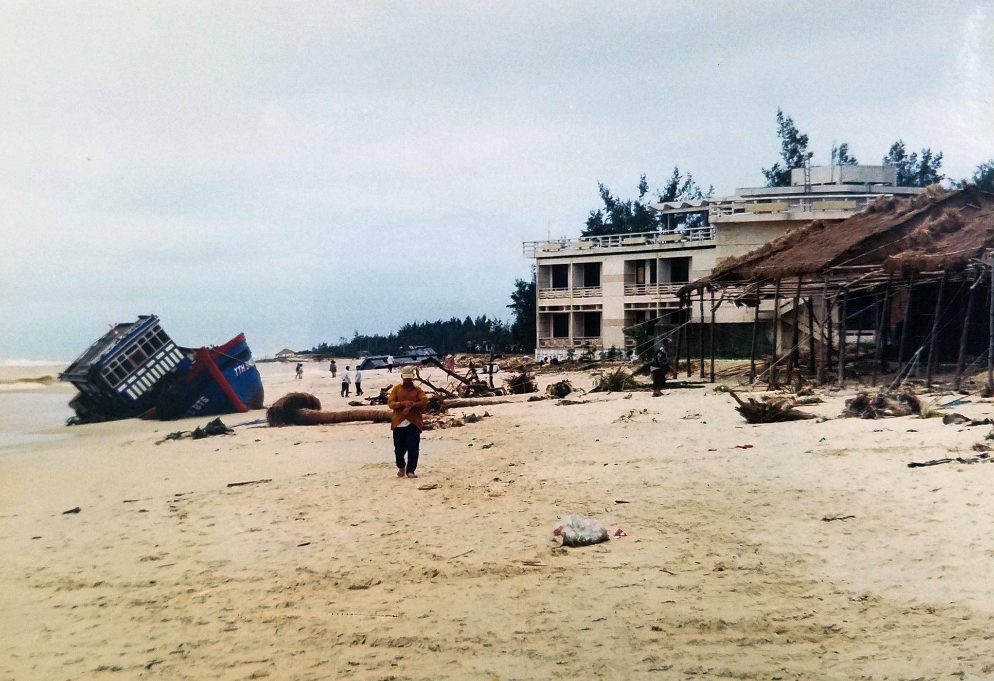 Ky uc tran dai hong thuy nam 1999 o Thua Thien - Hue hinh anh 16