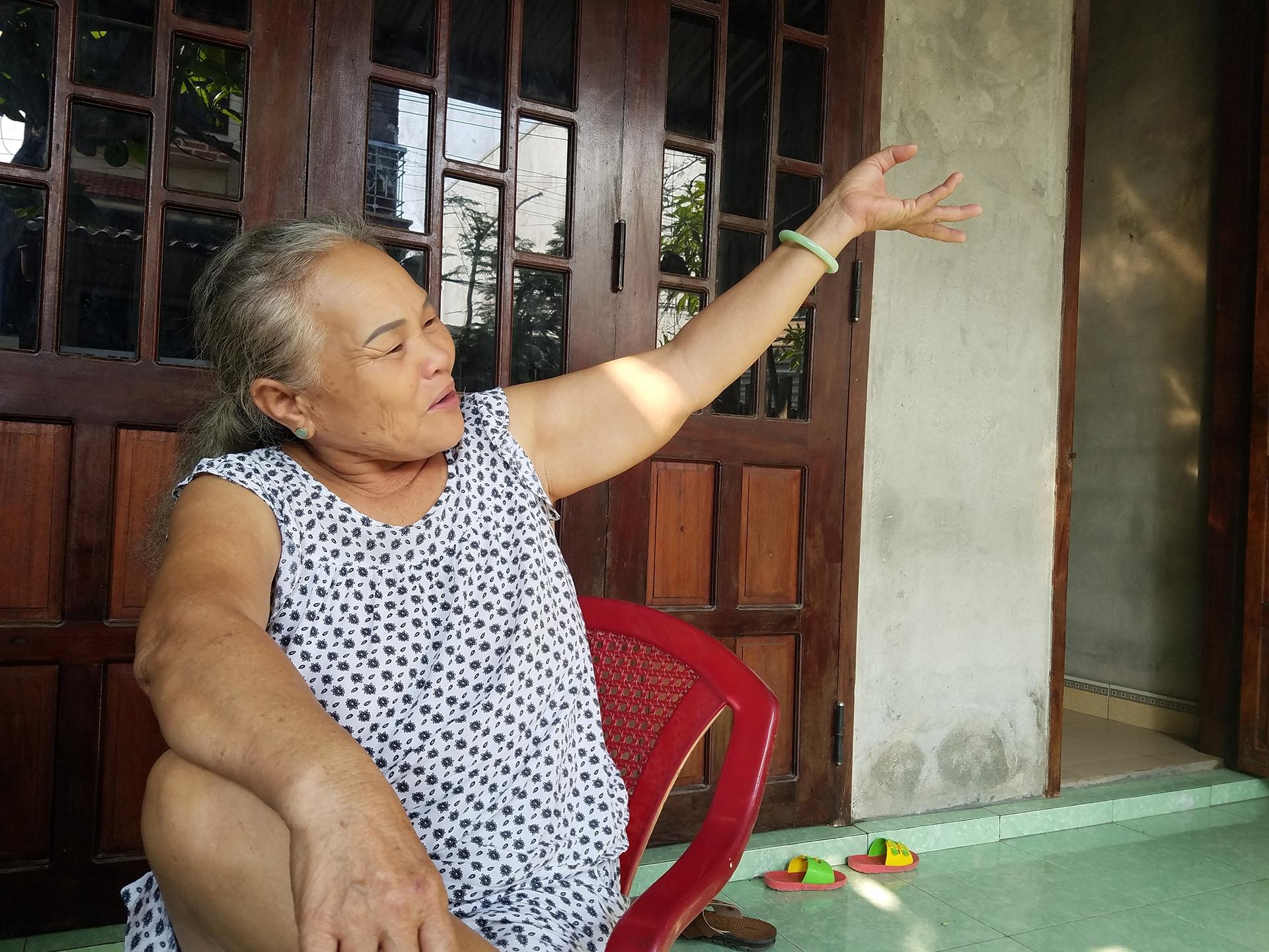 Ky uc tran dai hong thuy nam 1999 o Thua Thien - Hue hinh anh 2