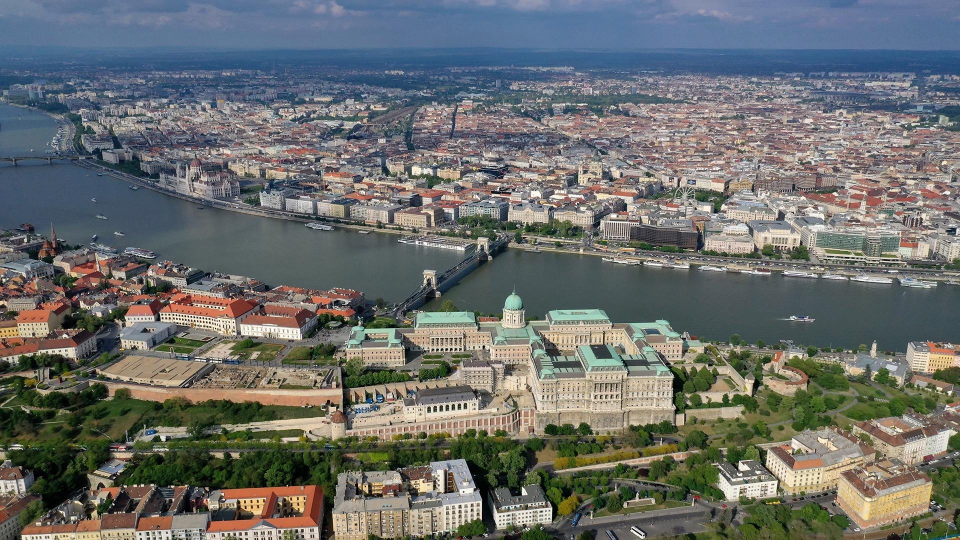 du lich Budapest o Hungary anh 1