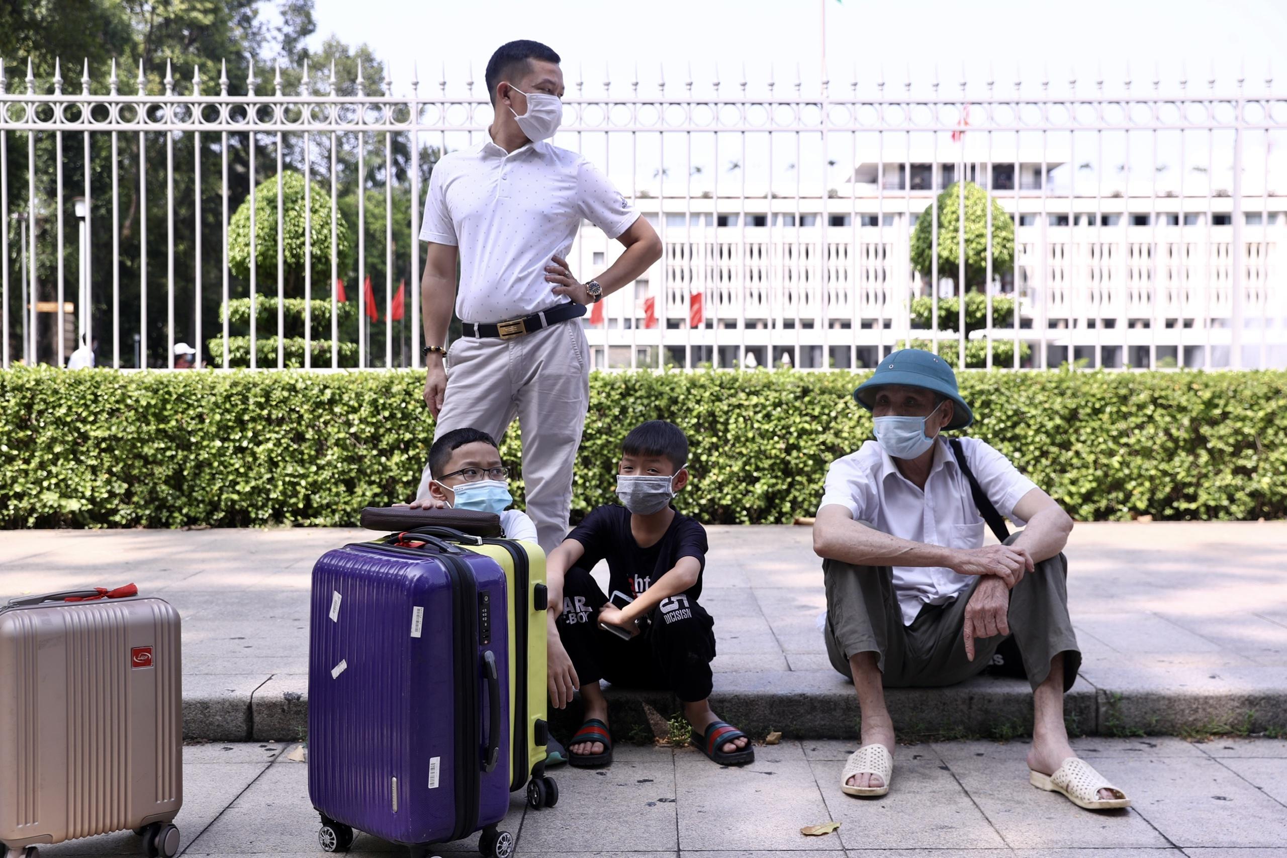 Hàng triệu người du lịch khắp cả nước 4 ngày nghỉ lễ - Ảnh 20.