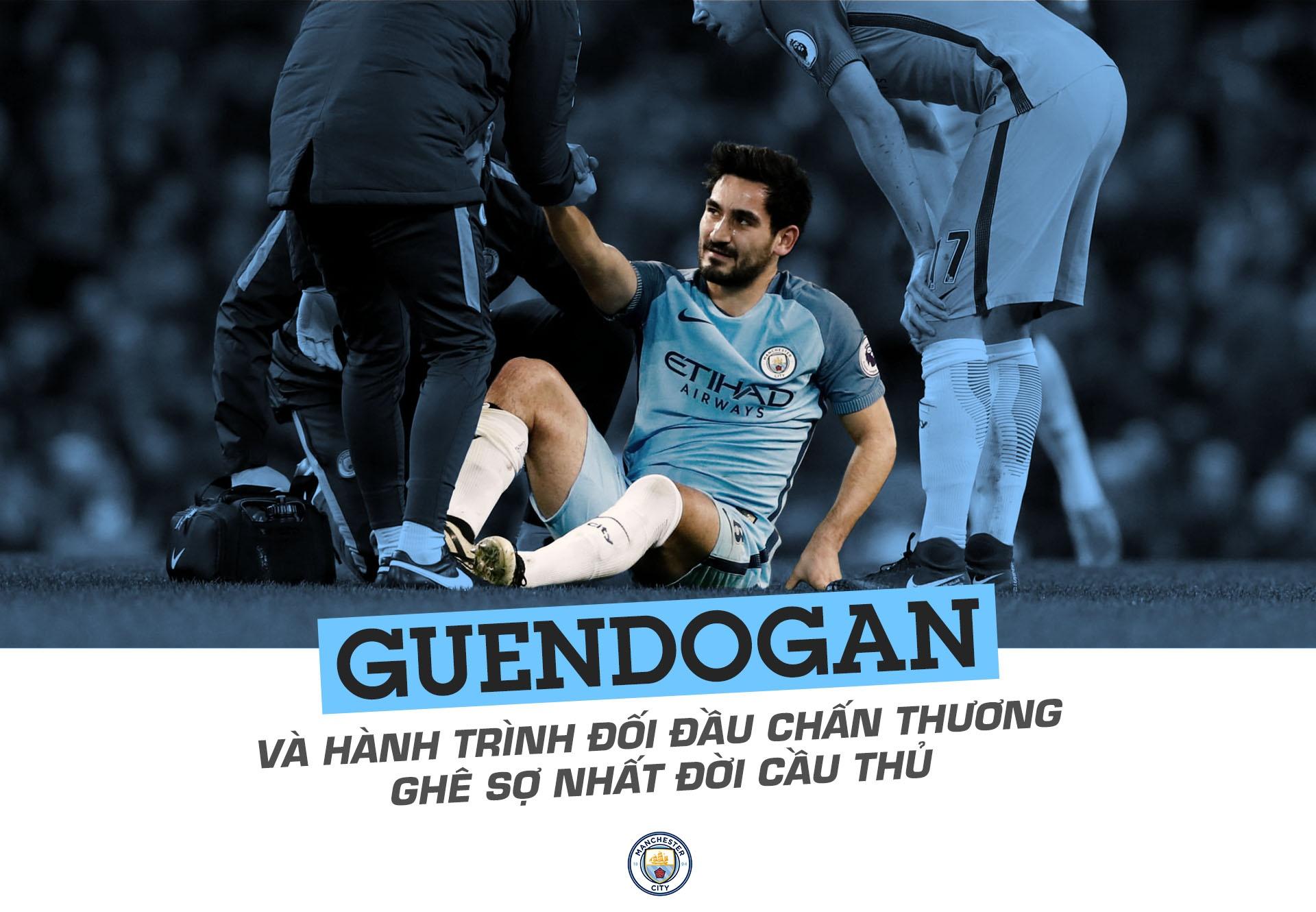 Guendogan: Hanh trinh doi dau chan thuong ghe so nhat doi cau thu hinh anh 2