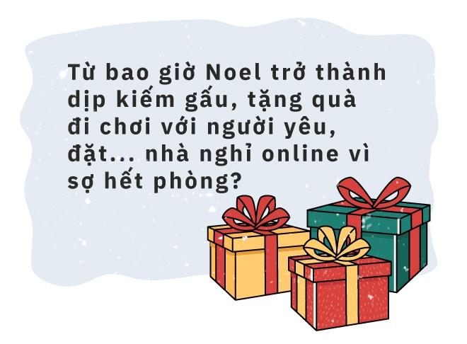 Noel la cua Tay, sao Ta cu phai 'dien dao' kiem nguoi yeu di choi? hinh anh 7