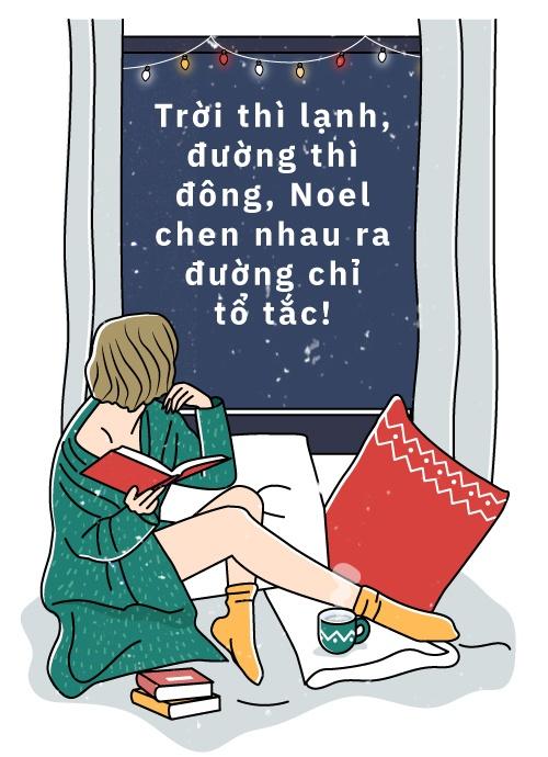 Noel la cua Tay, sao Ta cu phai 'dien dao' kiem nguoi yeu di choi? hinh anh 9