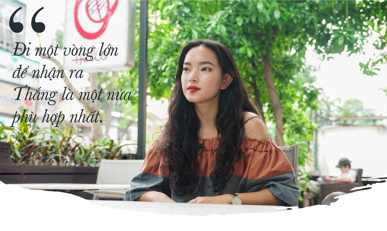 Hot girl Chau Bui: 'Rat yeu Decao nhung chua tinh chuyen ket hon' hinh anh 4