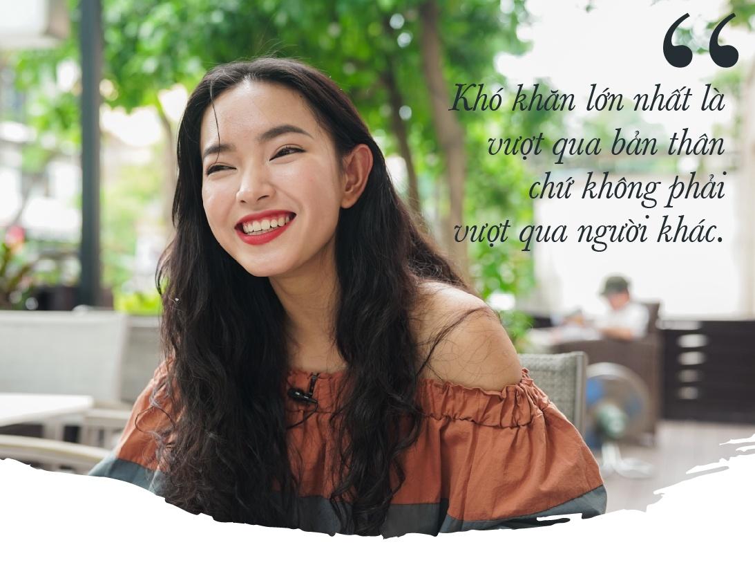 Hot girl Chau Bui: 'Rat yeu Decao nhung chua tinh chuyen ket hon' hinh anh 8