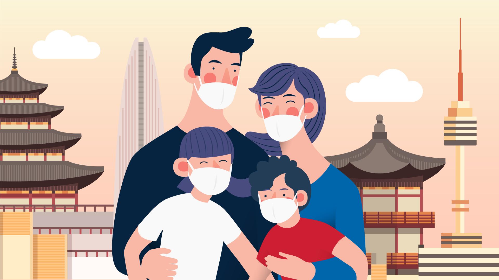Virus corona xáo tung mọi thứ, nhưng cũng mở ra hy vọng ở Hàn Quốc ...