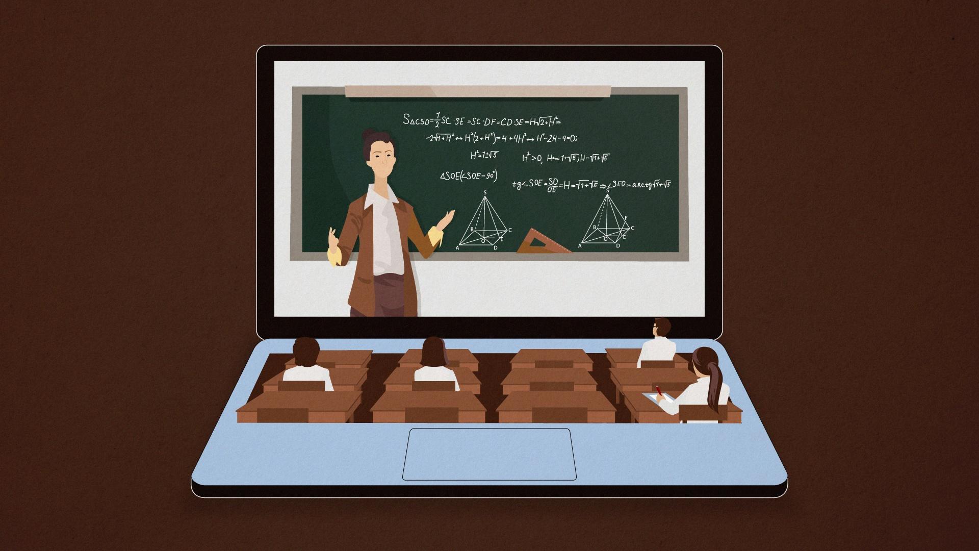 Làm sao để dạy học online không trở thành nỗi sợ cho giáo viên ...