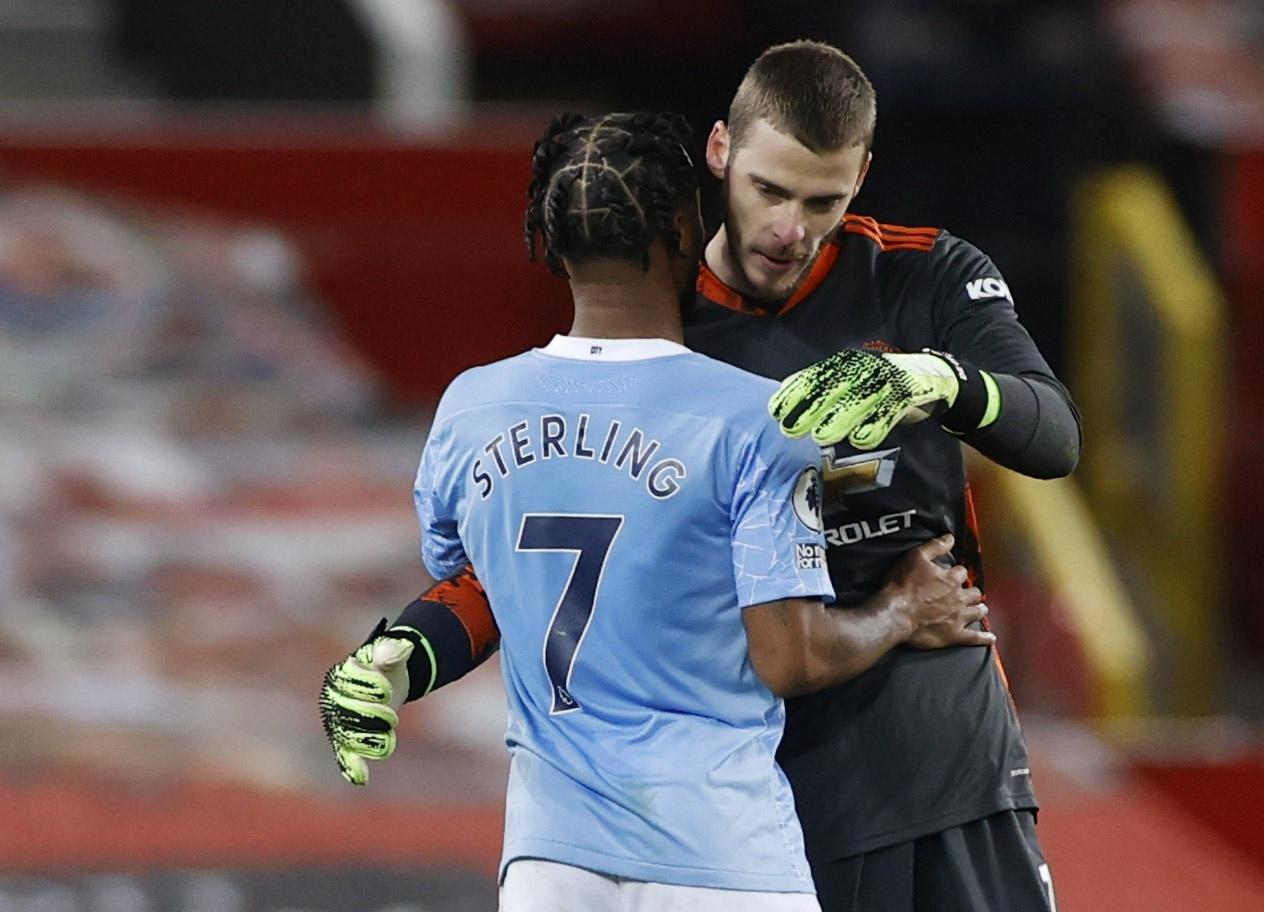 Man City dau voi Man Utd anh 1