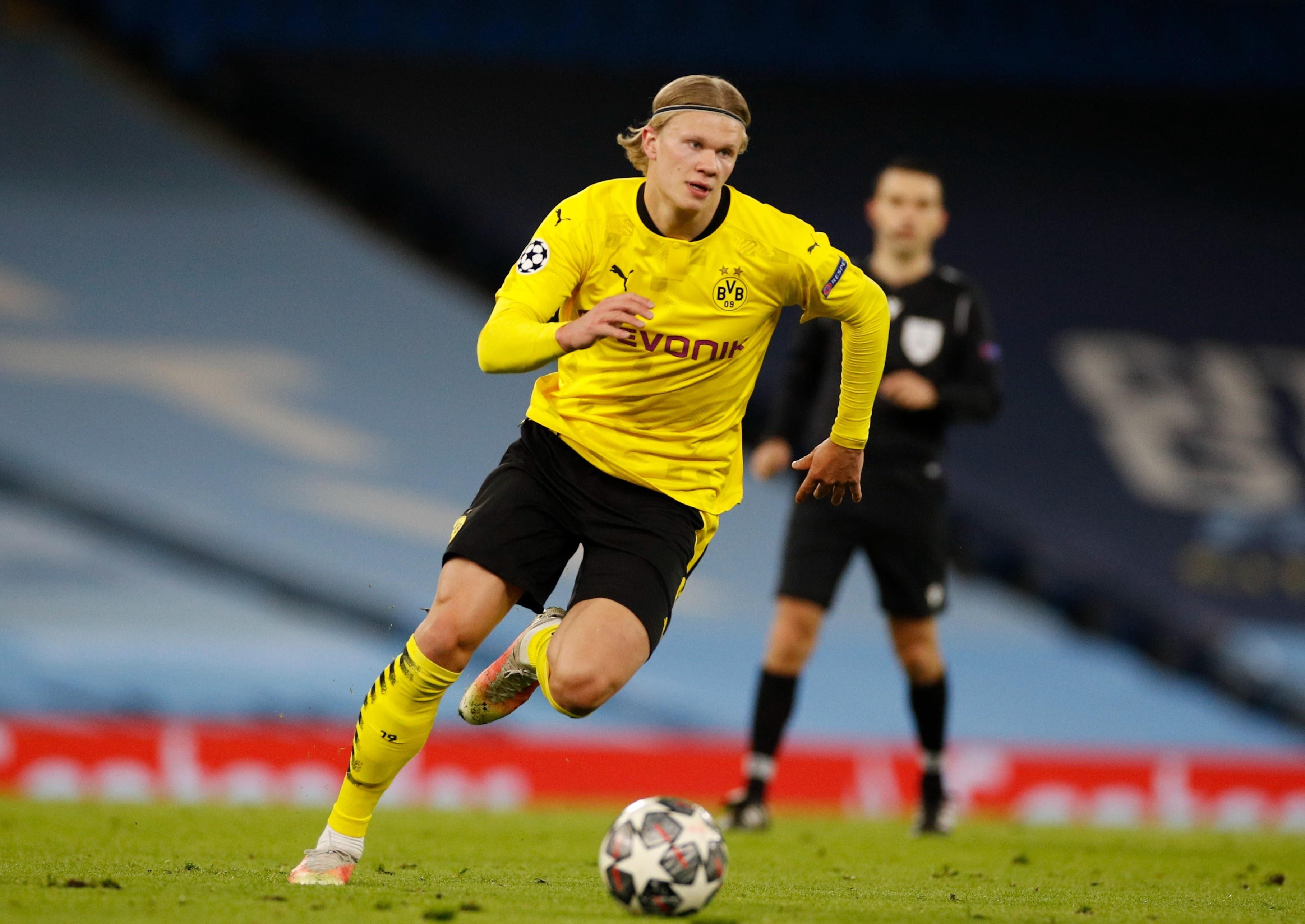 Haaland roi Dortmund anh 1
