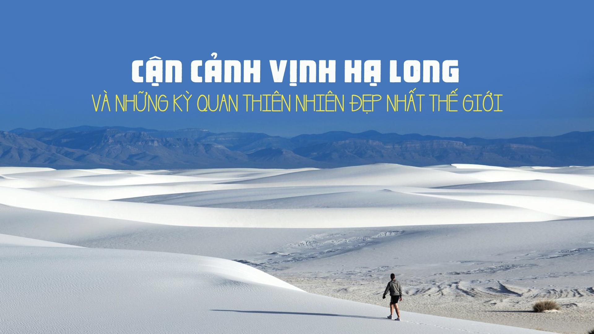 Can canh vinh Ha Long va nhung ky quan thien nhien dep nhat the gioi hinh anh 1