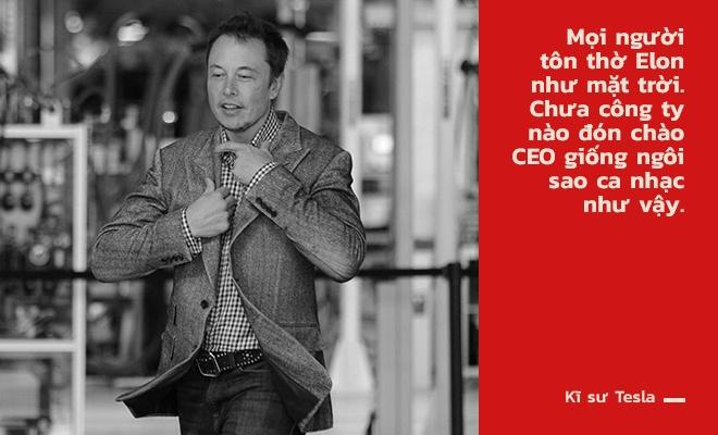 Lam viec o Tesla: Doc hai, boc lot, Elon Musk nhu hung than hinh anh 7