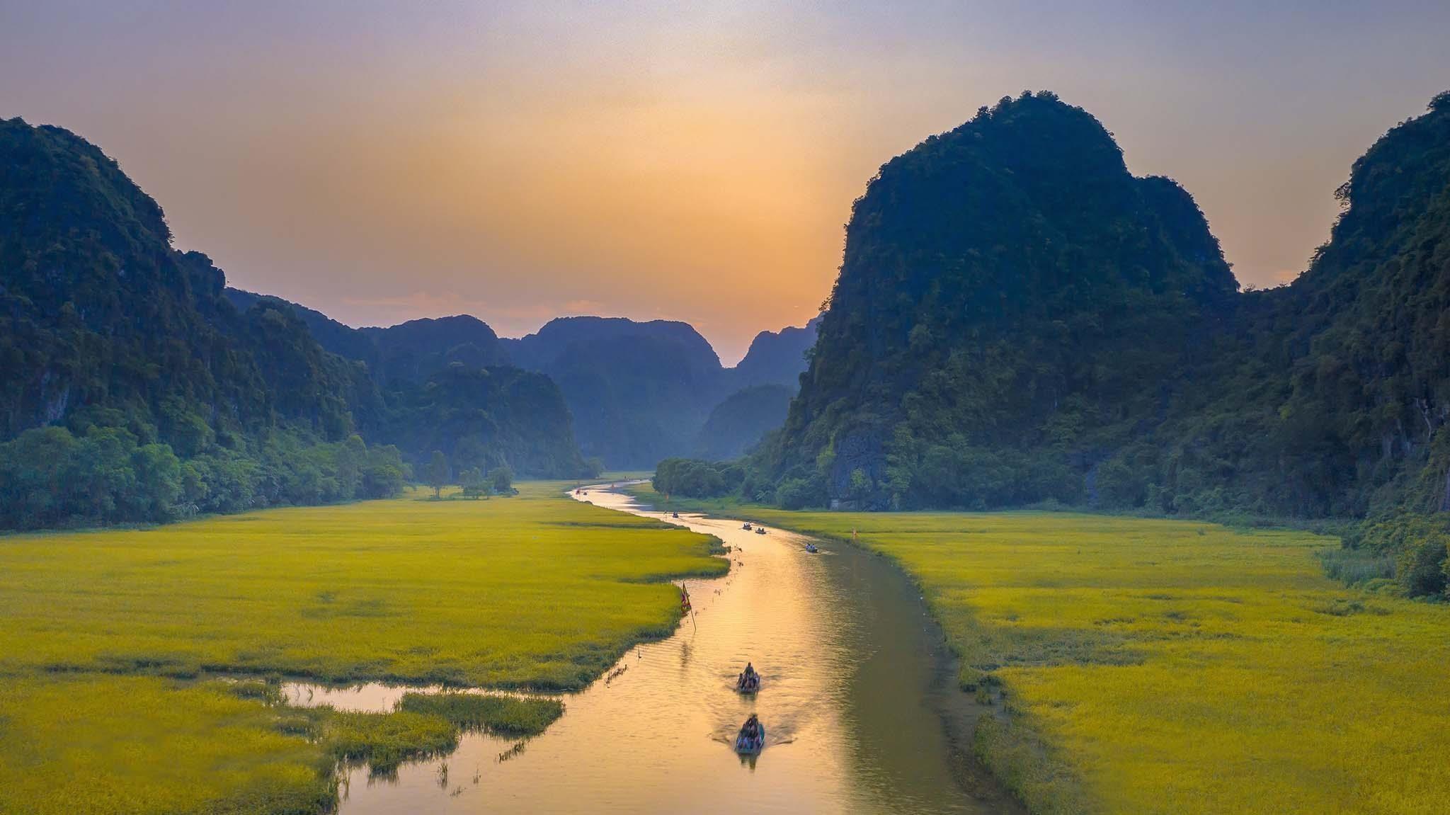Phong canh, con nguoi khap 3 mien dat Viet dep sung so qua anh hinh anh 6