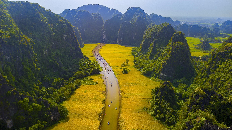 Phong canh, con nguoi khap 3 mien dat Viet dep sung so qua anh hinh anh 7