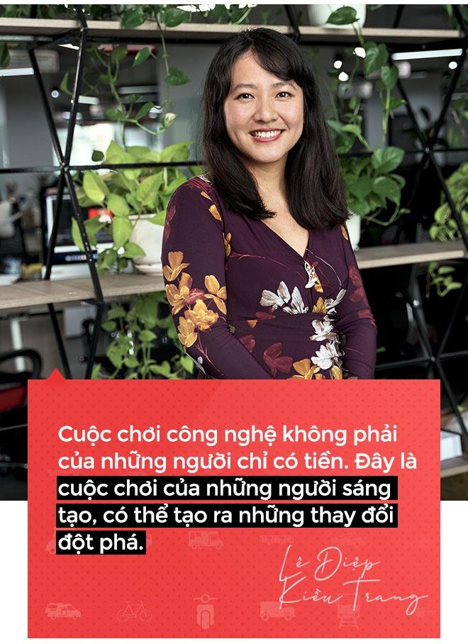 CEO Go-Viet Le Diep Kieu Trang: 'Toi tung lo ca gia dinh se ra duong' hinh anh 4