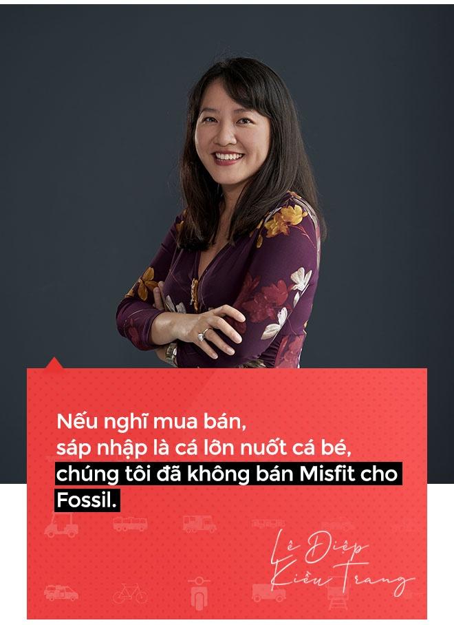 CEO Go-Viet Le Diep Kieu Trang: 'Toi tung lo ca gia dinh se ra duong' hinh anh 6