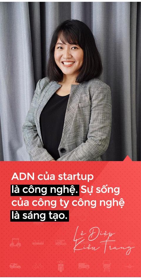 CEO Go-Viet Le Diep Kieu Trang: 'Toi tung lo ca gia dinh se ra duong' hinh anh 10