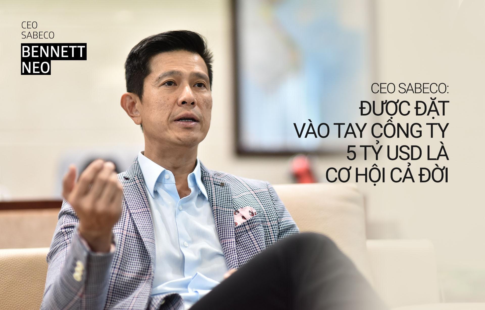 CEO Sabeco: 'Duoc dieu hanh cong ty 5 ty USD la co hoi ca doi' hinh anh 2