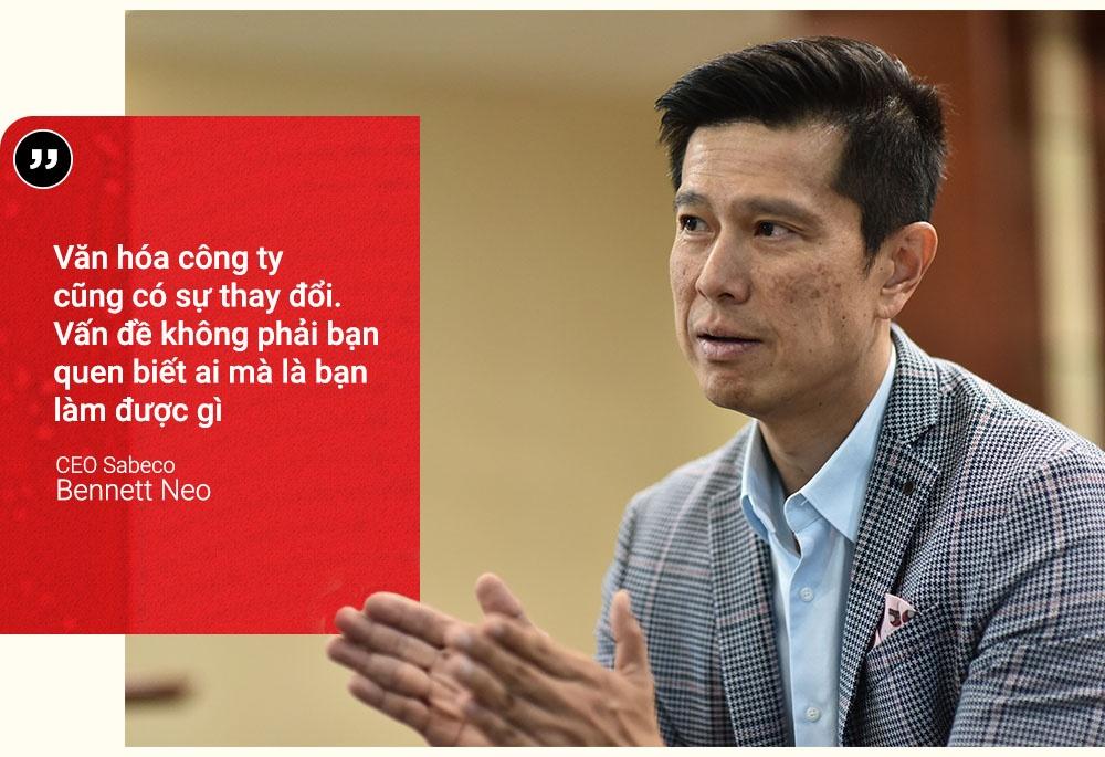 CEO Sabeco: 'Duoc dieu hanh cong ty 5 ty USD la co hoi ca doi' hinh anh 5