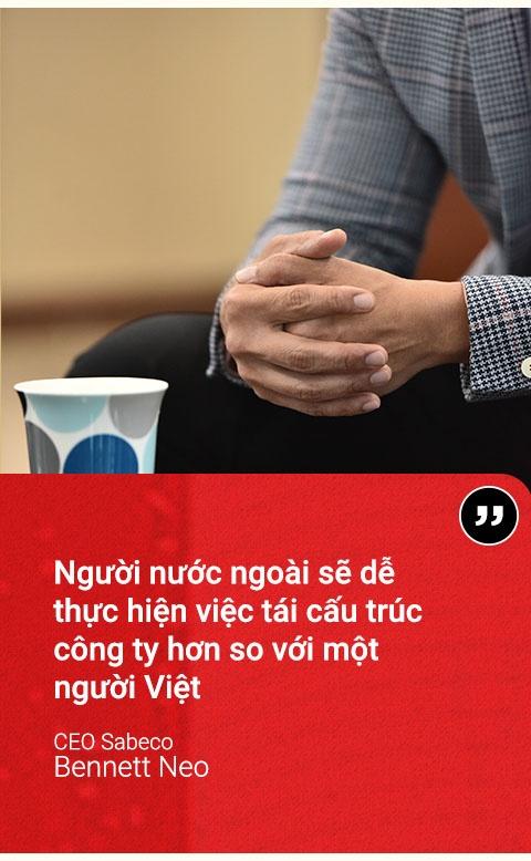 CEO Sabeco: 'Duoc dieu hanh cong ty 5 ty USD la co hoi ca doi' hinh anh 12