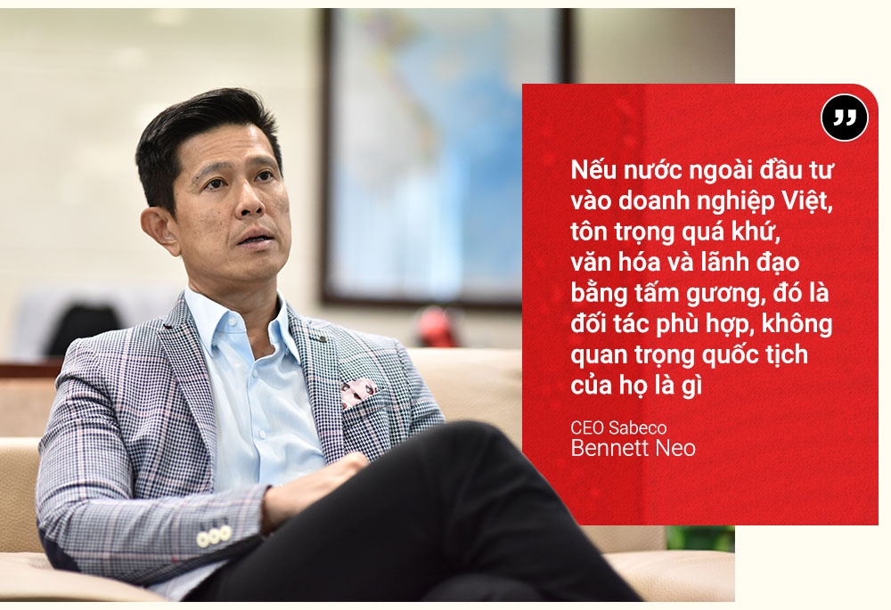 CEO Sabeco: 'Duoc dieu hanh cong ty 5 ty USD la co hoi ca doi' hinh anh 10