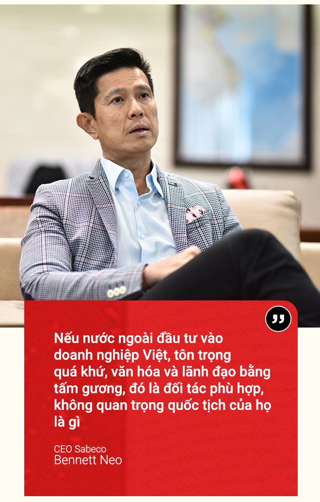CEO Sabeco: 'Duoc dieu hanh cong ty 5 ty USD la co hoi ca doi' hinh anh 9