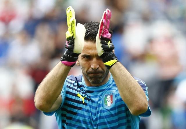 Italia vs Tay Ban Nha anh 10