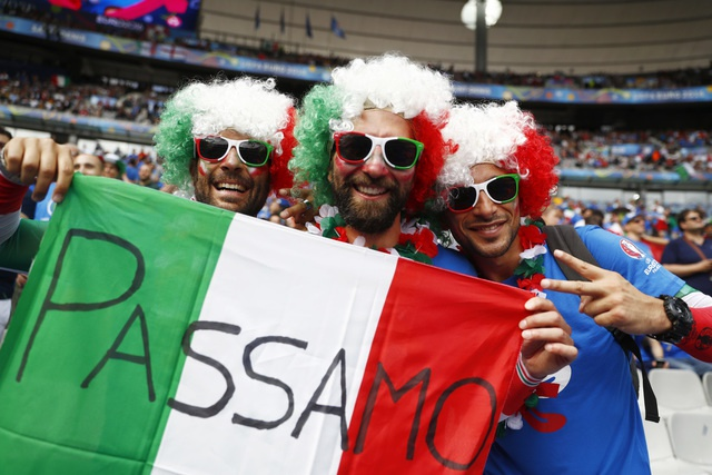 Italia vs Tay Ban Nha anh 8